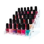 30PC Acrylic Nail Polish Display