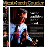Wentworth Courier 23 April 08