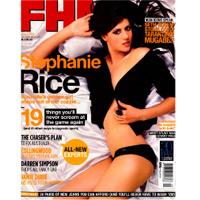 FHM - September 08