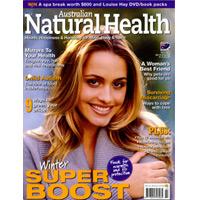 Australian Natural Health - Vol. 8 NO.3