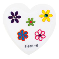 Nail Jewellery Small Heart 6