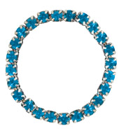 Toe Ring Full - Light Sapphire