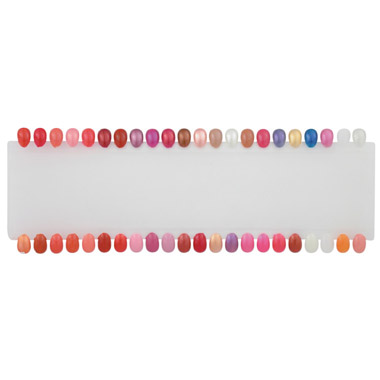 Nail Polish Display Board