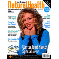 Australian Natural Health - Vol. 8 NO.4