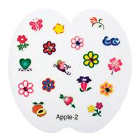 Nail Jewellery - Large Apple 2