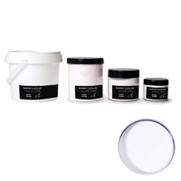 Black Label Acrylic Powder - Clear