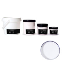 Black Label Acrylic Powder - Bright White