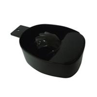 Black Manicure Bowls