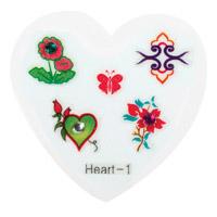 Nail Jewellery Small Heart 1