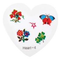 Nail Jewellery Small Heart 4